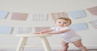 The growth and weight of a young child increase rapidly