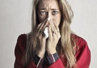 With Just One Cup Of The Old Cold, All The Mucus Will Come Out