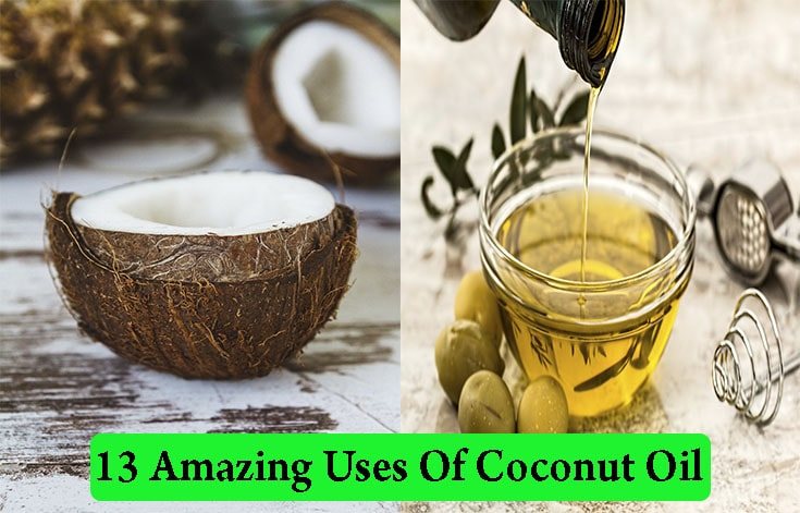 13 Amazing Uses Of Coconut Oil