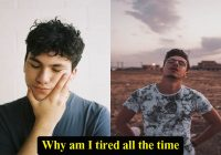Why am I tired all the time